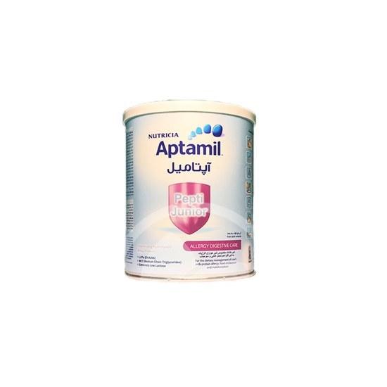 شیر خشک آپتامیل پپتی جونیور نوتریشیا از بدو تولد به بعد؛ Aptamil Pepti Junior Milk Powder 400 g