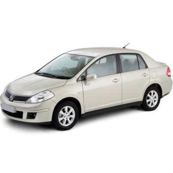خودرو نیسان Tiida اتوماتیک سال 2006 | Nissan Tiida 2006 AT