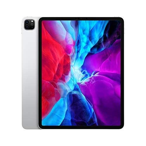 عکس New Apple iPad Pro (12.9-inch, Wi-Fi, 128GB) - Silver (4th Generation)  new-apple-ipad-pro-129-inch.-wi-fi.-128gb-silver-4th-generation