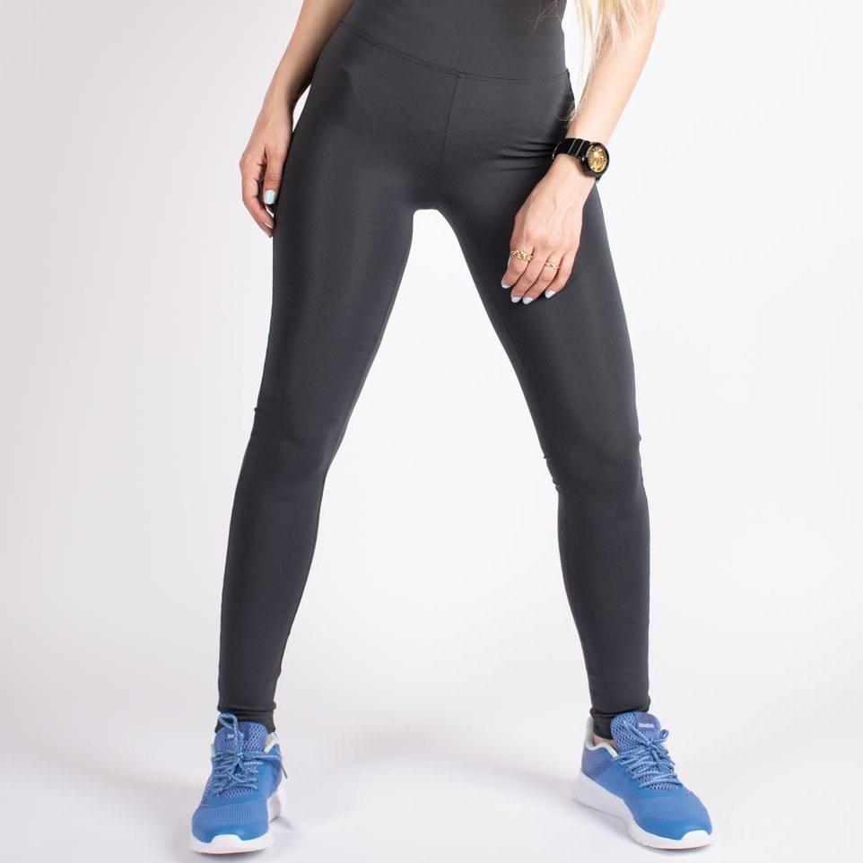 تصویر لگ اسلیم افکت پوش آپ بیسیک دودی – Agi Slim Effect Leggings Fume