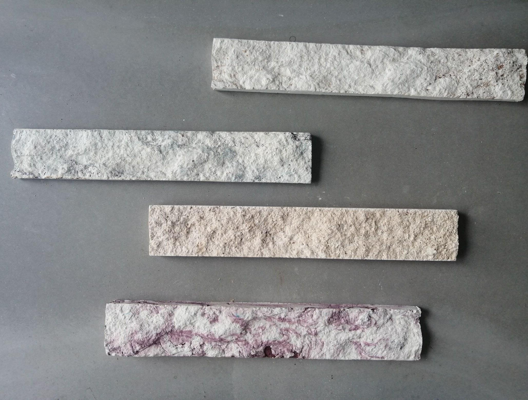 تصویر سنگ مصنوعی طرح سنگ آنتیک