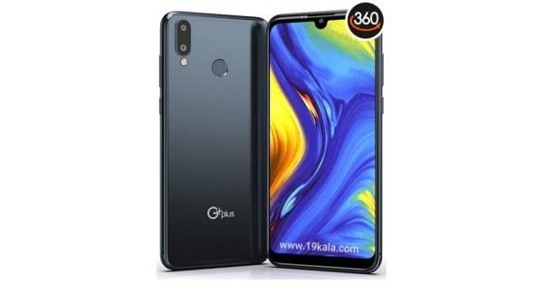گوشی جی پلاس Q10 GMC-636 | ظرفیت 32 گیگابایت