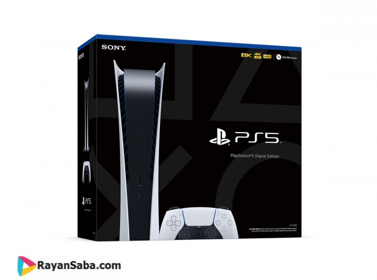 Sony Playstation 5  DIGITAL(R2_EUROPE)