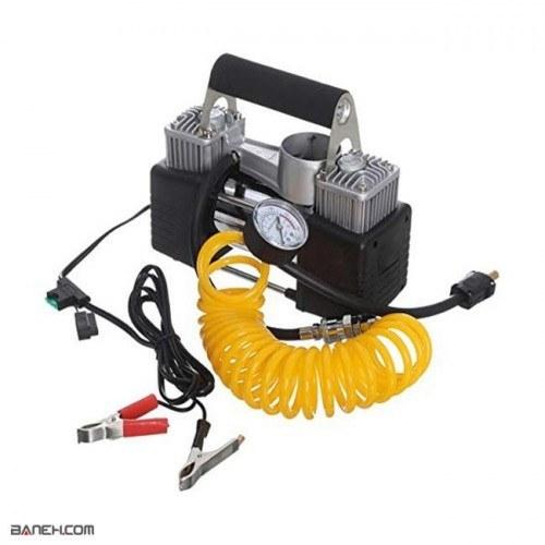 main images کمپرسور هوا خودرو 2Cylinder Air Compressor 628-4X4 628-4X4 2 Cylinder Air Compressor