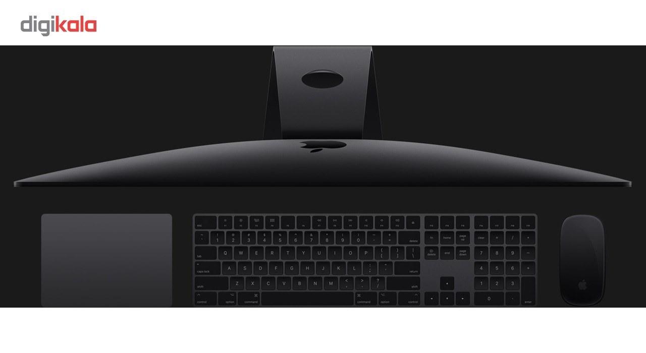 img کامپیوتر همه کاره 27 اینچی اپل مدل iMac Pro 2017 با صفحه نمایش 5K رتینا Apple iMac Pro 2017 with 5K Retina Display - 27 inch All in One