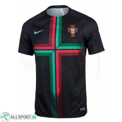 پیراهن طرفداری تیم ملی پرتغال ویژه جام جهانی Portugal 2018 World Cup Third Soccer Jersey