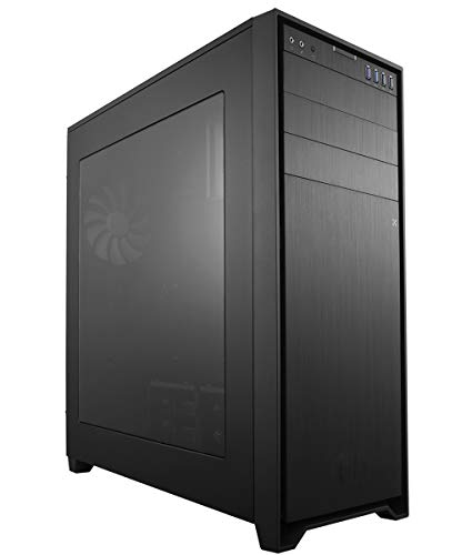 Adamant Custom Full Tower Liquid Workstation Computer Intel Core i9 9980XE 3.0GHz Asus Rog 6 Extreme 128Gb 3000Mhz DDR4 RAM 20TB HDD 4TB NVMe SSD 1200W PSU 2-Way SLI Quadro RTX 5000 16GB