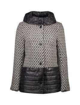 کاپشن کوتاه زنانه | Woman Short Winter Jacket