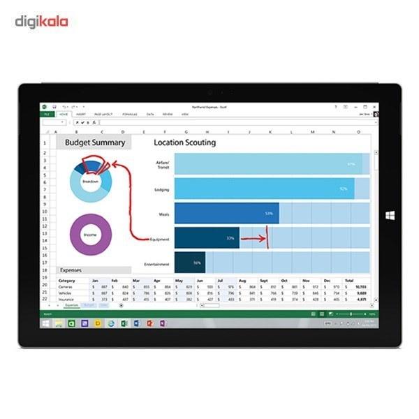 عکس تبلت مايکروسافت مدل Surface Pro 3 - A به همراه کيبورد ظرفيت 256 گيگابايت Microsoft Surface Pro 3 with Keyboard - A - 256GB Tablet تبلت-مایکروسافت-مدل-surface-pro-3-a-به-همراه-کیبورد-ظرفیت-256-گیگابایت 45