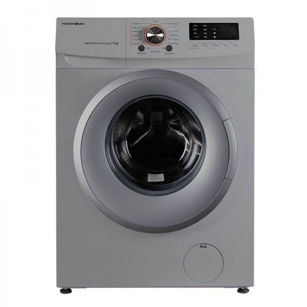 تصویر ماشین لباسشویی پاکشوما مدل TFU-73200 Pakshoma washing machine model TFU-73200