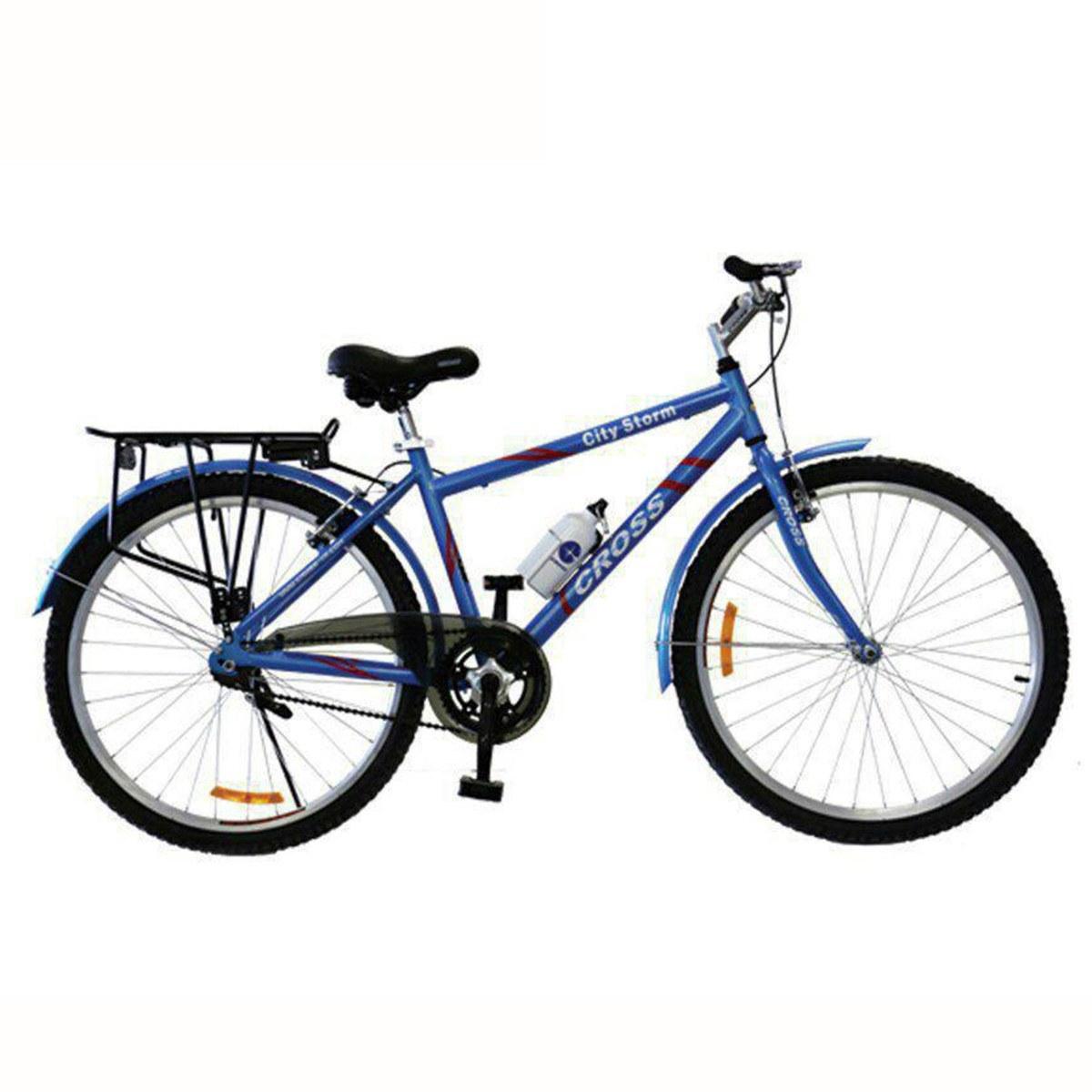دوچرخه شهری کراس مدل CITY STORM  سایز 26 اینچ  