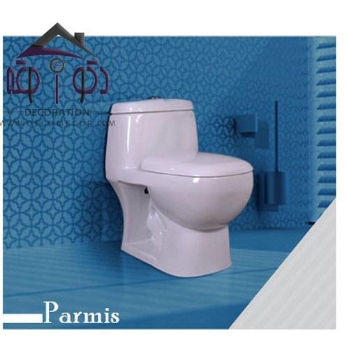 توالت فرنگی مدل پارمیس گلسار فارس | toilet parmis golsarfars