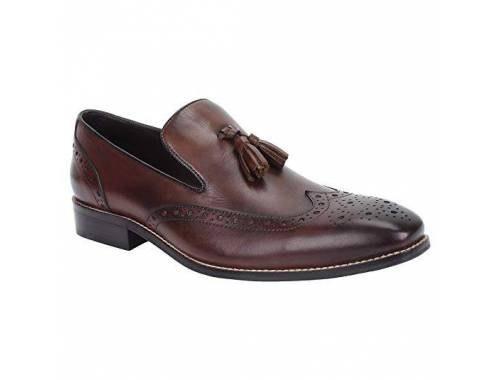 کفش مردانه هشترک کالج مجلسی تمام چرم دست دوز |