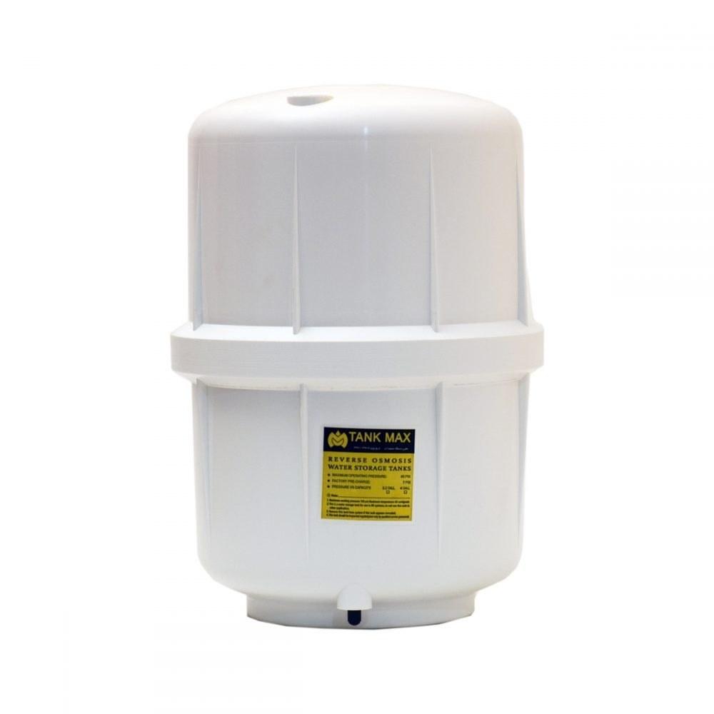 تصویر مخزن دستگاه تصفیه آب تانک مکس TankMax ظرفیت ۴ گالن