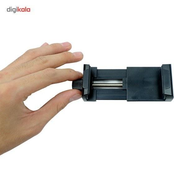 تصویر سه پایه نگهدارنده گوشی موبایل Yunteng مدل VCT 5208 Mobile Phone Tripod Camera Tripod