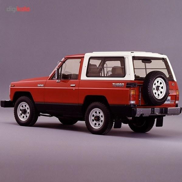عکس خودرو نیسان پاترول دنده ای سال 1986 Nissan Patrol 1986 MT خودرو-نیسان-پاترول-دنده-ای-سال-1986 6