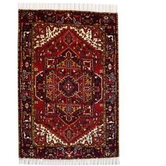 یک جفت فرش دستبافت شش متری بافت هریس |
