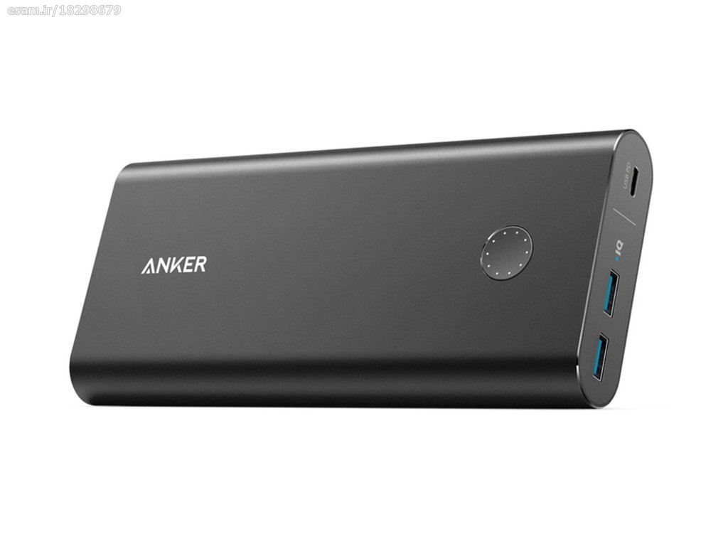 Anker A1374H11 PowerCore Plus with Quick Charge 3.0 26800mAh Power Bank