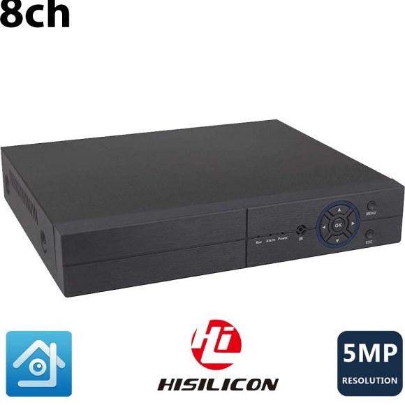 دستگاه ضبط کننده دوربین مداربسته 8 کانال 5 مگاپیکسل AHD-5008-RC