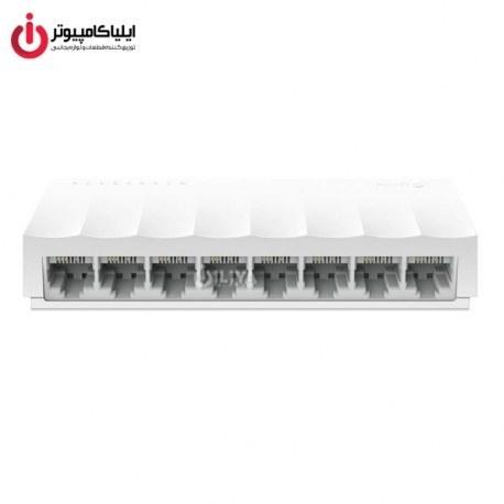 تصویر سوئیچ شبکه TP-Link LS1008 8-Port TP-LINK LS1008 8Port Desktop Network Switch
