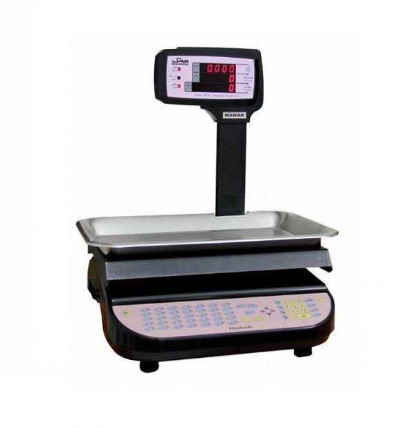 تصویر ترازوی محک 50 کیلویی مدل MDS11000 Mahak Shopping Scale MDS11000
