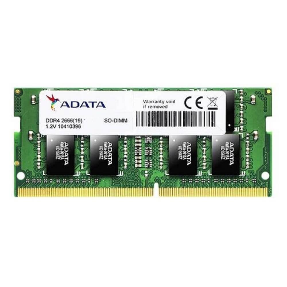 main images رم لپ تاپ ای دیتا مدل DDR4 2666 MHZ PC4-21300 ظرفیت 8GB ADATA Ram Laptop DDR4 PC4-21300 8GB