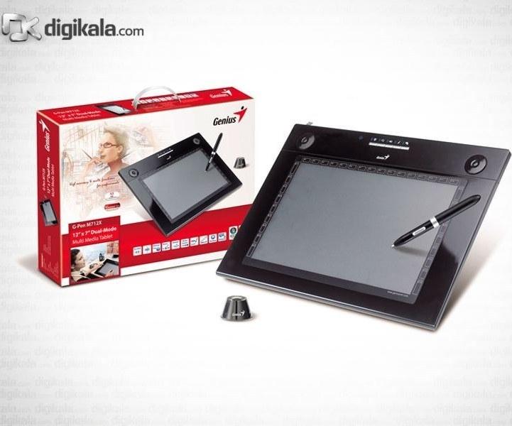 تصویر قلم نوري جنيوس جي پن M712X Genius Digital Pen GPen M712X