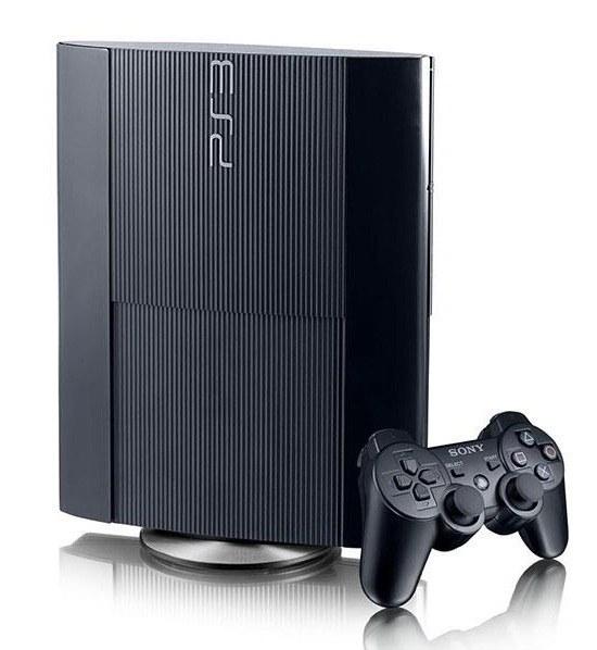 تصویر کنسول بازی سونی پلی استيشن ۳ سوپر اسلیم با حافظه ۵۰۰ گیگابایت SONY PlayStation 3 Super Slim 500GB Game Console