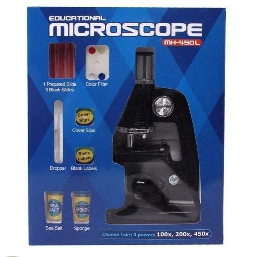 میکروسکوپ مدل mh – 450 L