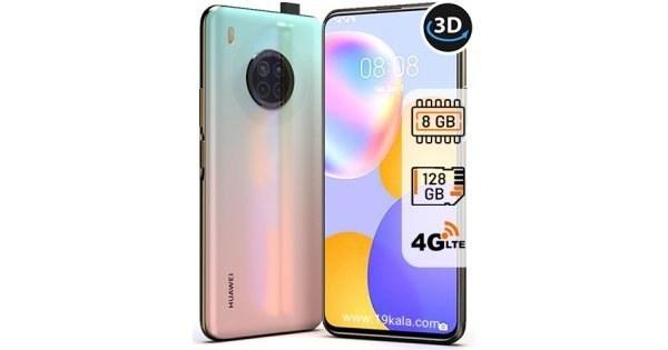 تصویر گوشی هوآوی Y9a   حافظه 128 رم 6 گیگابایت ا Huawei Y9a 128/6 GB Huawei Y9a 128/6 GB