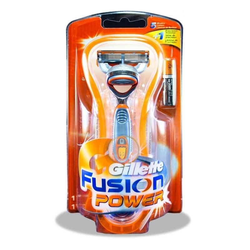 ژیلت 5 تیغ مدل فیوژن پاور Gillette Fusion Power