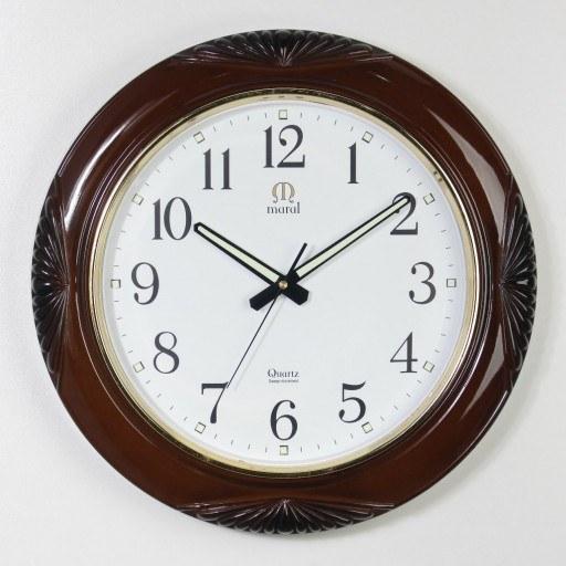 عکس ساعت دیواری مارال ساده ۸  ساعت-دیواری-مارال-ساده-8
