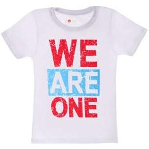 تی شرت پسرانه مدل ONE-WH |