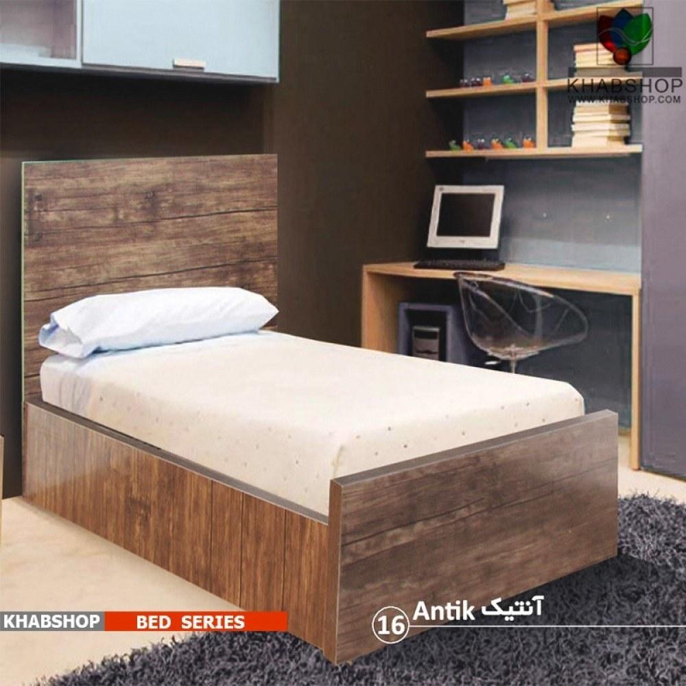 عکس تخت خواب یک نفره مدل آنتیک Antik  تخت-خواب-یک-نفره-مدل-انتیک-antik