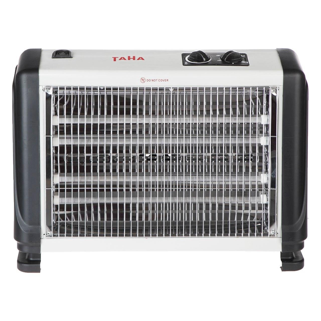 بخاری برقی فن دار و بخور دار طاها مدل SYH-1306A |