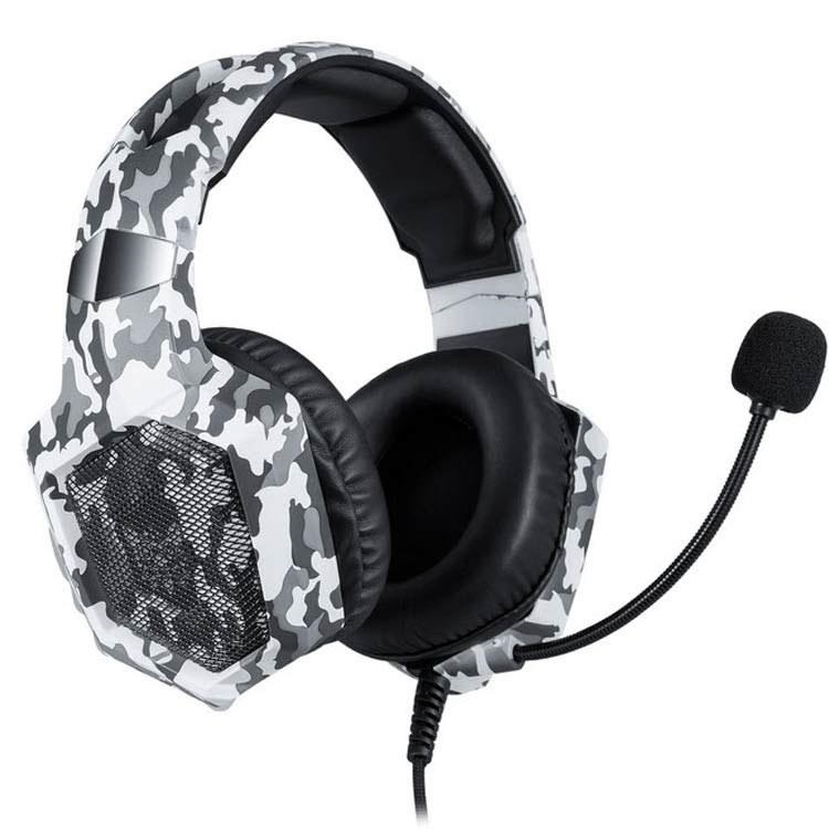 عکس هدست مخصوص بازی اونیکوما مدل Gaming Headset K8 Gaming Headset K8 هدست-مخصوص-بازی-اونیکوما-مدل-gaming-headset-k8