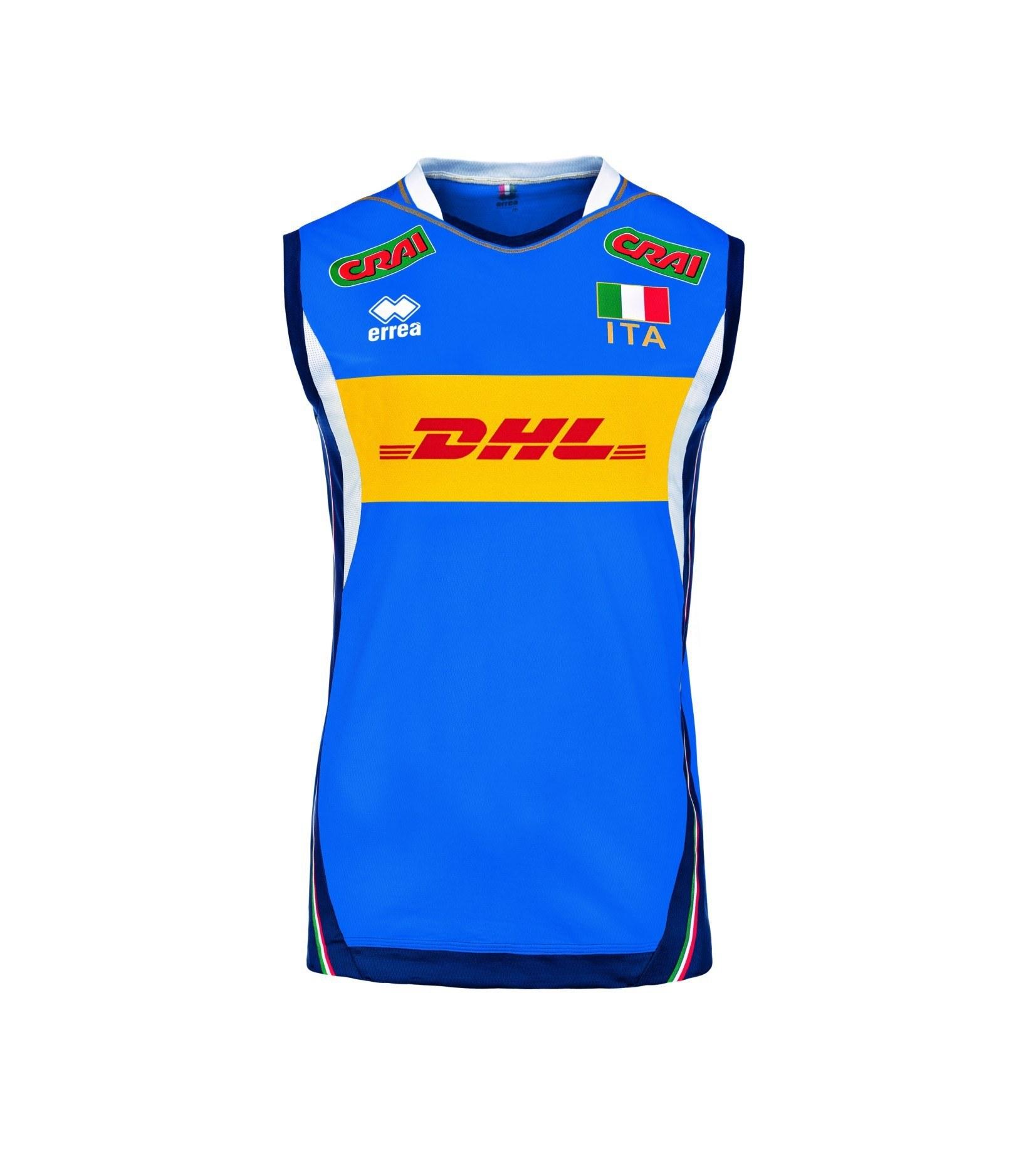پیراهن تیم ملی والیبال ایتالیا