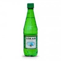 تصویر نوشیدنی آب گازدار سودا 500 میل سیراب Sirab