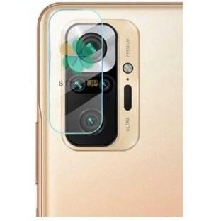 تصویر محافظ گلس لنز دوربین گوشی شیائومی Xiaomi Redmi Note 10 Pro Tempered Glass Camera Lens Protector for Xiaomi Redmi Note 10 Pro