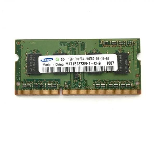 تصویر رم لپ تاپ سامسونگ مدل 1333 DDR3 PC3 10600s MHz ظرفیت 4گیگابایت