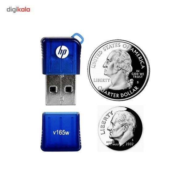 تصویر فلش مموری اچ پی v165w - 32GB Flash Memory HP v165w - 32GB