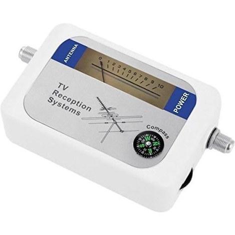 FidgetKute DVB-T Finder تلویزیون آنتن دیجیتال هوایی زمینی سیگنال مقاومت سیگنال Wh M DT