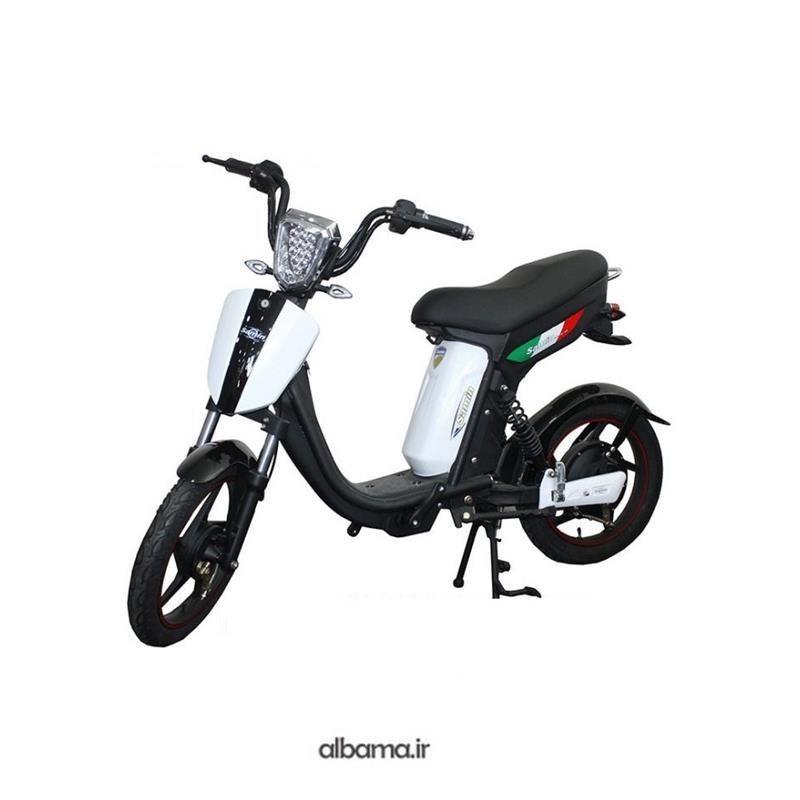 موتور سیکلت برقی مدل SK500 SERI B ثمین