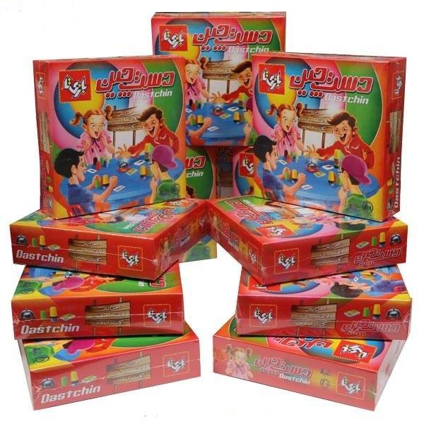 بازی آموزشی بازی تا مدل دست چین بسته 24 عددی