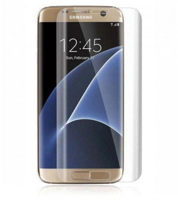 تصویر محافظ صفحه نمایش گلس سامسونگ Samsung Galaxy S7 edge