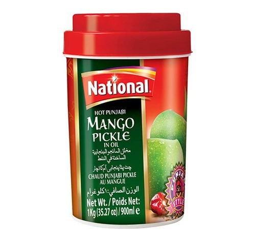 تصویر ترشی انبه ناسیونال ۱ کیلوگرم – National Mango Pickle