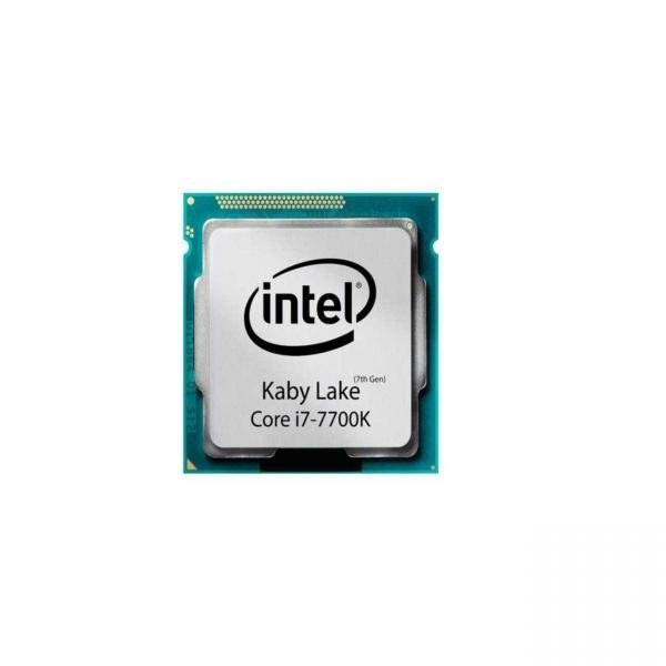 پردازنده اینتل CPU INTEL i7-7700K Tray