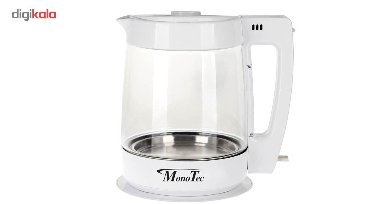 تصویر چای ساز مونوتک مدل MTM-1650 MONOTEC MTM-1650 TEA MAKER
