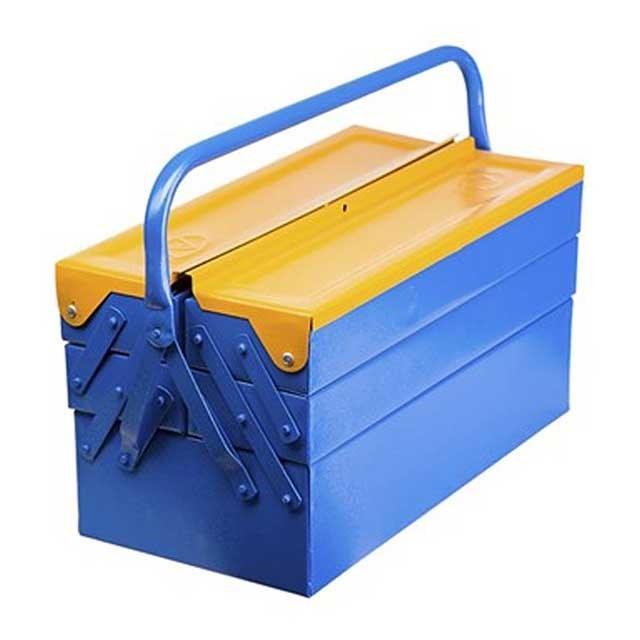 تصویر جعبه ابزار سه طبقه ۵۰ سانت وفایی مدل V-503
