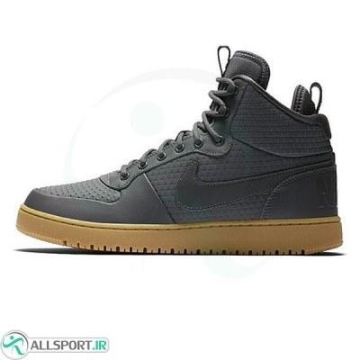کتانی رانینگ مردانه نایک کورت Nike Court Borough Mid Winter AA0547-001